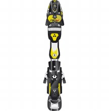 Fischer RC4 Z17 FreeFlex Bindings Black-Yellow 2015