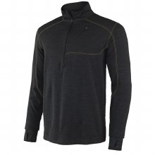Men 1/2 Zip Smoke S