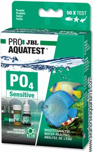 JBL PO4 Phosphat sensitiv Test