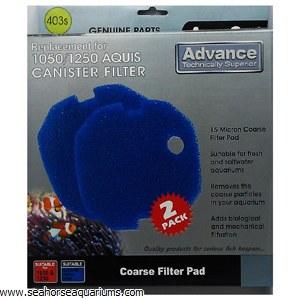 Aquaone Blue 1050/1250 Advance