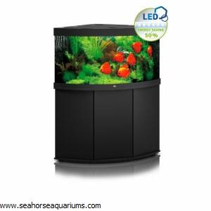 Juwel Trigon 350 Black Cabinet