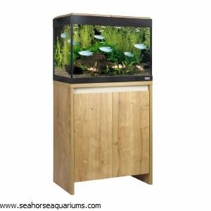 Fluval Roma 90 Cabinet in Oak