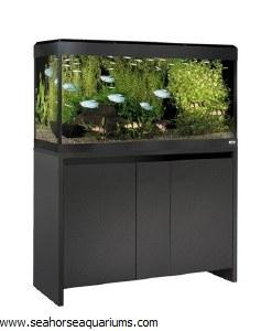 Fluval Roma 200 Cabinet Black