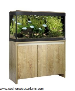 Fluval Roma 200 Cabinet in Oak