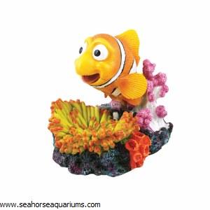 Nemo & Coral Bubble Action