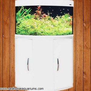 AquaVogue 140 Corner Cabinet