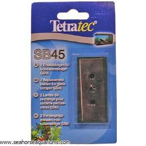 Tetra Scraper Blades