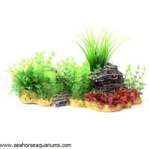 Hairgrass Rock L/Scape 33cm