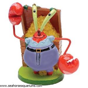 Mini Mr Krabs Ornament