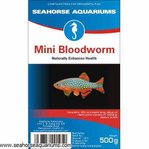 SA Mini Bloodworms 500g