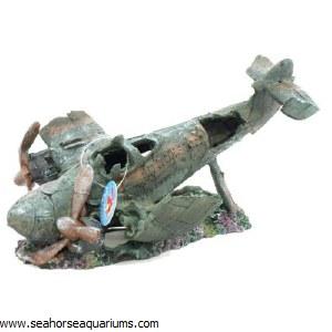 Cheeko Plane Wreckage 34cm
