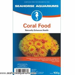 SA Coral Food 100g