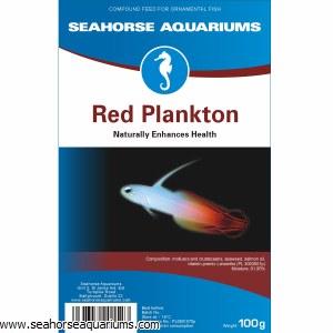 SA Red Plankton 100g
