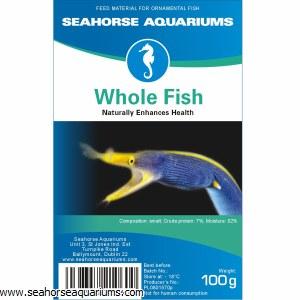 SA Whole Fish 100g