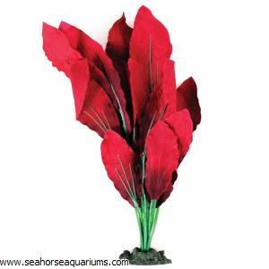 Silk Plant Amazon Red 30cm