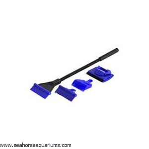 Aqua Scraper 4 in 1. 6 inch