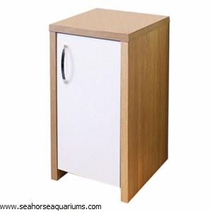 Inspire 40 Oak White Cabinet