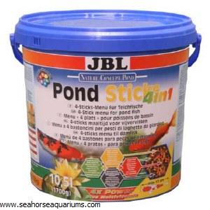 JBL Pond Sticks 4in1 10,5l