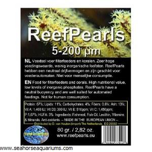 Reef Pearls  80 Grams