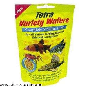 Tetra Variety Wafer 68g