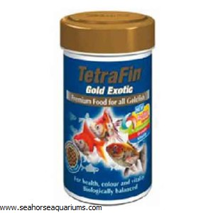 Tetrafin Gold Exotic 80g