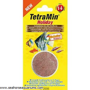 Tetramin 2 Week Food Tropical
