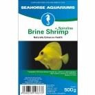 SA Brine Shrimp +Spirulina500g