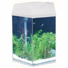 Hexagonal Tank 21.6l White