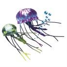 Jellyfish Purple & Yellow