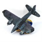 WW2 Bomber Wreckage 18cm