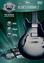 Alfred's PLAY: Blues Guitar 2