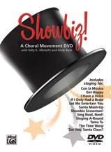 Showbiz! A Choral Movement DVD