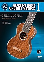 Alfred's Basic Uke Method DVD