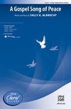 A Gospel Song of Peace - 3-pt
