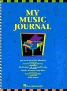 My Music Journal - Student Bk
