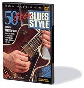 50 Licks Blues Style