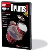 FastTrack Drum Meth 1 DVD