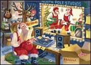 Cards North Pole Recording Co.