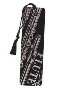 Bookmark Flute Hologram Pkg 6