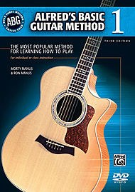Alf Basic Gtr Method 1 DVD