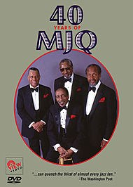 40 Years of MJQ