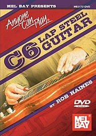 Anyone Can Play C6 Lap Steel G