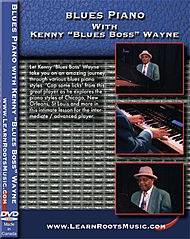 Blues Piano w/ Kenny Wayne