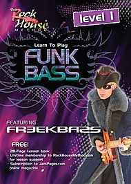 Freekbass - Learn to Play Funk