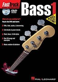 FastTrack Bass Meth 1 DVD