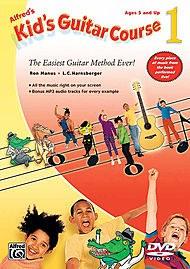 Alf Kid's Guitar Course 1 DVD