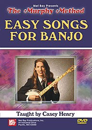 Easy Songs for Banjo (DVD)