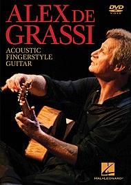 Alex de Grassi – Acoustic Fing