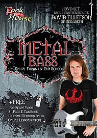 David Ellefson - Metal Bass