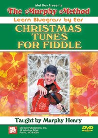 Christmas Tunes for Fiddle DVD